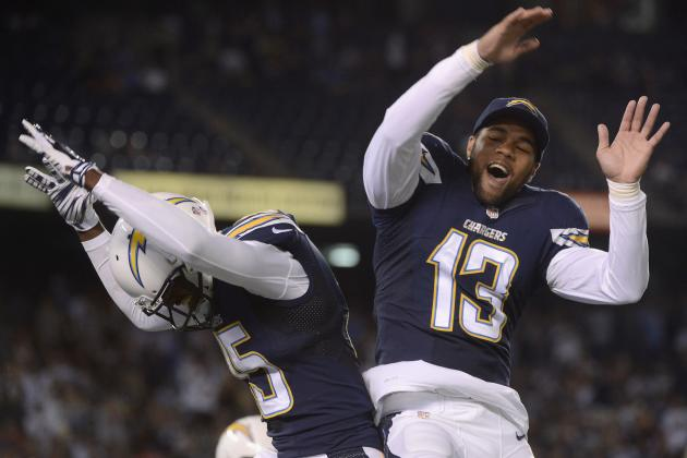Keenan Allen Looks to Become a Leader