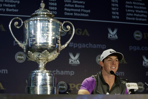 Rory McIlroy Needed Early 2014 Struggles to Win British Open, PGA Championship
