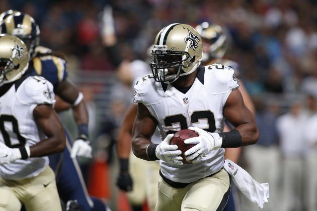 Fantasy Football 2014: Updated Rankings for Top Sleepers After Preseason Week 1
