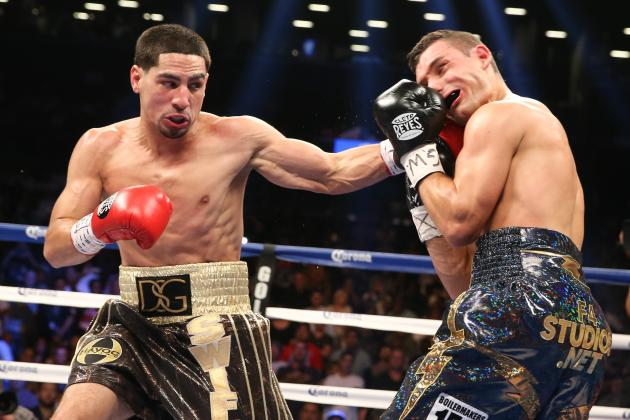 Danny Garcia's Brutal KO over Rod Salka Proves Fight Never Should Have Happened