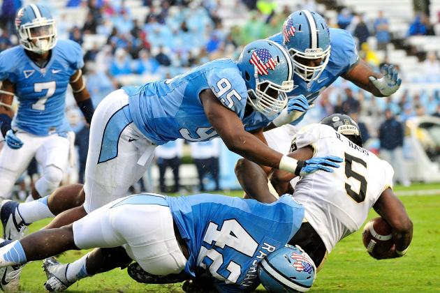 UNC Searching for Next Breakout Player on Defensive Line