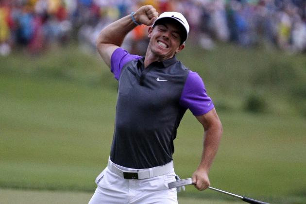 PGA Championship Payout 2014: Final Prize Money Purse Breakdown from Valhalla