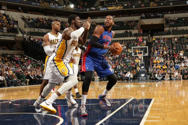 NBA Trade Rumors: Roy Hibbert for Greg Monroe Better for Pacers Than Pistons
