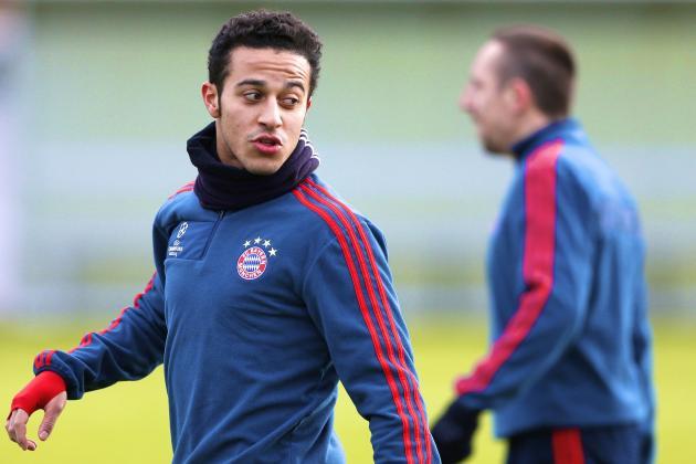 Thiago Alcantara Injury: Updates on Bayern Munich Star's Knee and Return