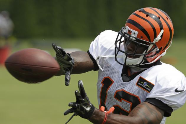 Mohamed Sanu's Updated Fantasy Outlook After Marvin Jones' Preseason Injury
