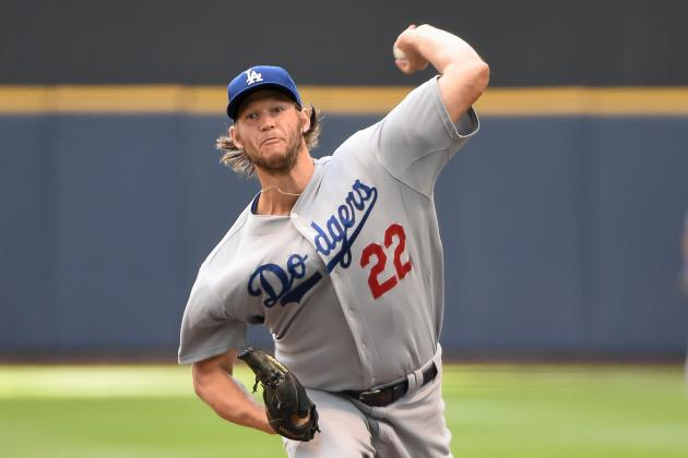 Has Clayton Kershaw Suddenly Jumped into Top 2014 NL MVP Candidates?