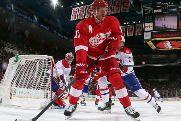 Breaking Down the Detroit Red Wings' Daniel Alfredsson Problem