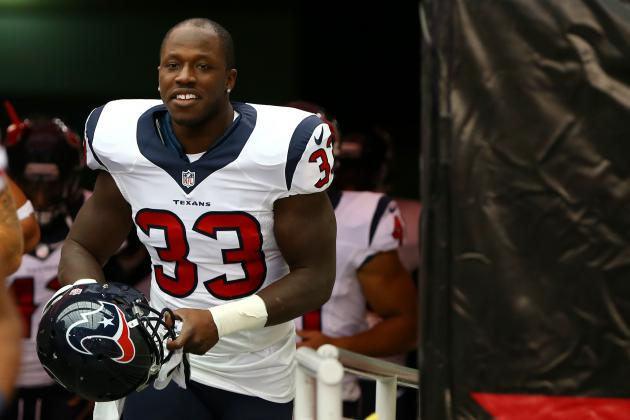 Andre Brown Released by Texans: Latest Details and Reaction