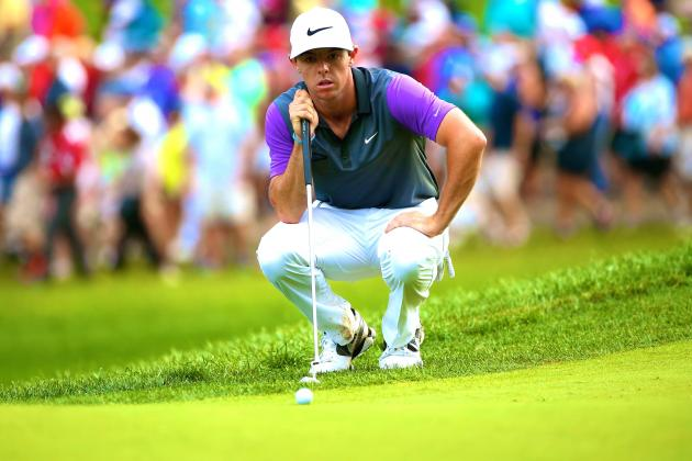 With Rory McIlroy Leading Europe, Americans Have Little Hope in 2014 Ryder Cup