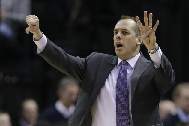 Frank Vogel's Coaching About to Get Ultimate Test for Depleted Indiana Pacers