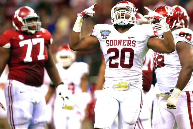 Oklahoma LB Frank Shannon Suspended for 1 Year by School