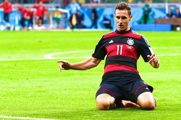 Miroslav Klose Retirement Ends Golden Germany Career for World Cup Record Holder