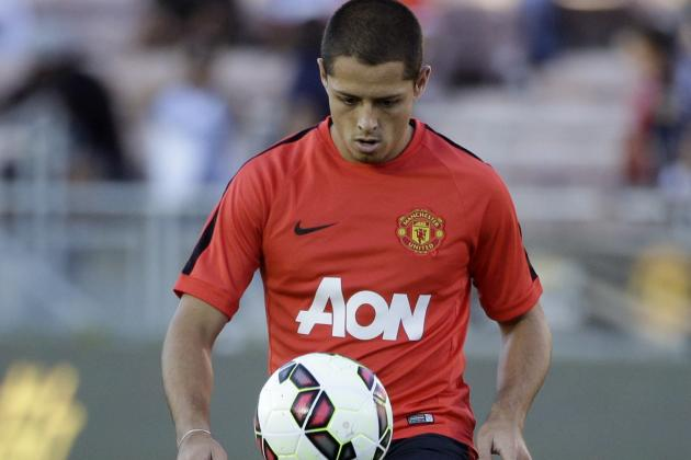 Miguel Herrera Urges Chicharito to Leave Manchester United