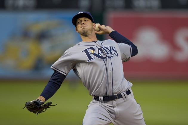 Drew Smyly Excels as Rays Beat Rangers