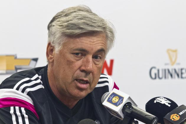 Sami Khedira Transfer Blow Dealt to Arsenal and Chelsea by Carlo Ancelotti