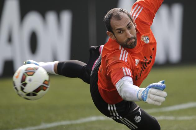 Diego Lopez to AC Milan: Latest Transfer Details, Reaction and More