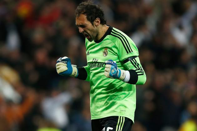 Diego Lopez and Pablo Armero Undergo AC Milan Medicals Ahead of Dual Transfer