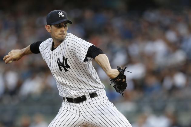 Brandon McCarthy's Rebirth Keying Yankees' Defiant Postseason Chase