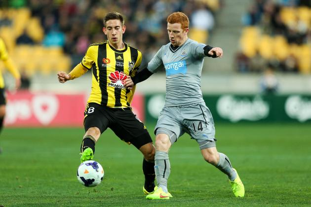 Why Jack Colback Will Have a Big Season at Newcastle United