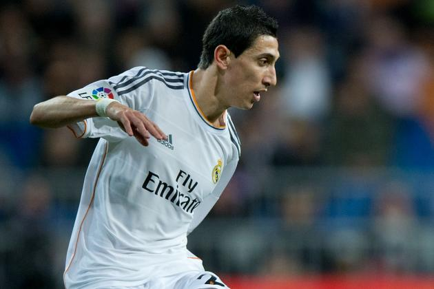 Manchester United Transfer News: Angel Di Maria Blow, Marcos Rojo Bid Reported