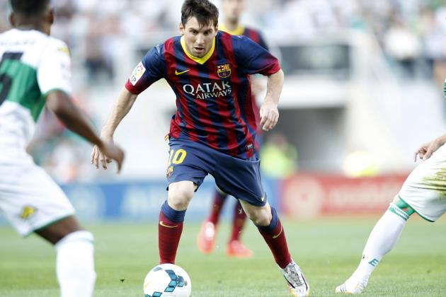 How Luis Enrique Can Restore Lionel Messi to His Best for Barcelona