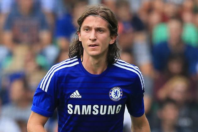 Chelsea's Filipe Luis Reveals How He Learned English: By Watching Movies!