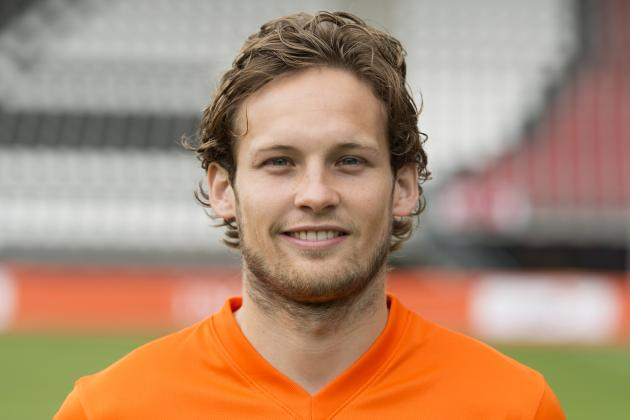 Why Daley Blind Should Be the Next Eredivisie Player Louis Van Gaal Targets