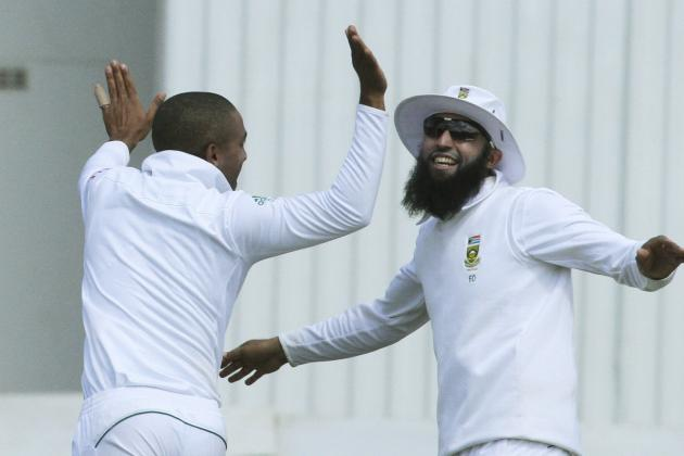 Zimbabwe vs. South Africa, One-Off Test Day 4: Highlights, Scorecard and Report