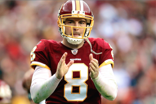 Rex Grossman to Browns: Latest Contract Details, Comments and Reaction