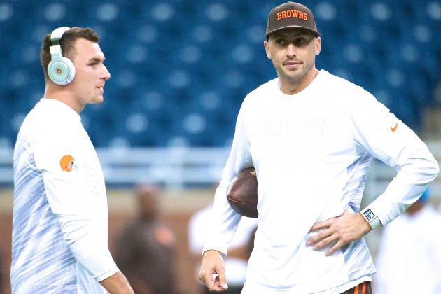 Checking in on the Browns' QB Battle After Preseason Week 1