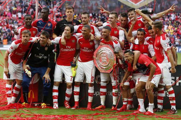 Arsenal: Imperious Community Shield Triumph Could Set the Tone for the Season