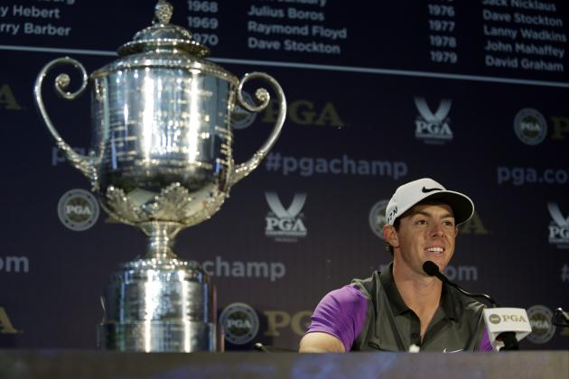 Ryder Cup Picture Clearer After US PGA Championship