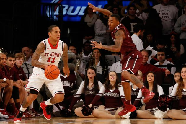 Fordham Basketball Announces 2014-15 Nonconference Schedule