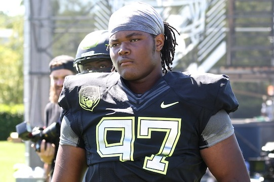 Why 5-Star Gentle Giant Rashan Gary Is Name You Need to Know in Class of 2016