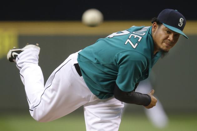 King Felix Hernandez Having a Season for the Ages
