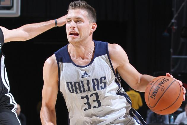 Can Gal Mekel Move Up Mavs' Loaded Depth Chart at Point Guard?