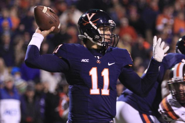 Lambert Ready for His Chance to Lead UVa Offense