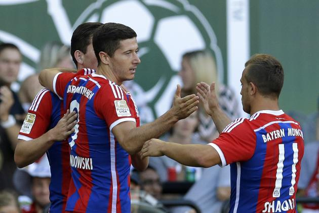 Borussia Dortmund vs. Bayern Munich: German Super Cup Live Stream and Preview