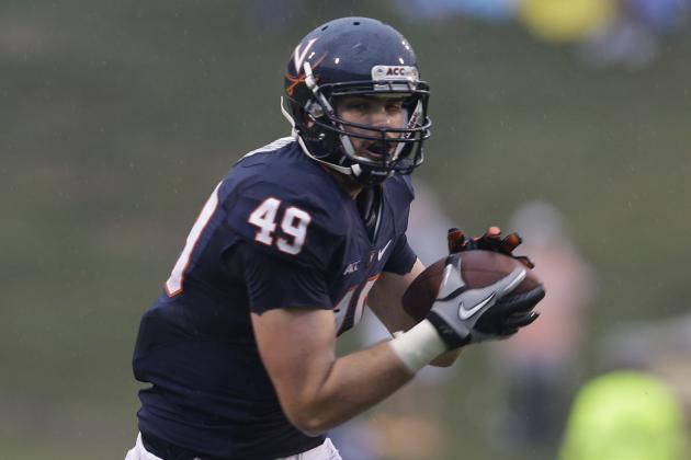 UVa Football Notes: Cavaliers Move on Without McGee