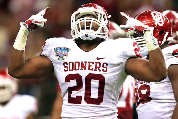 Is Oklahoma's Defense Playoff-Caliber Without LB Frank Shannon?