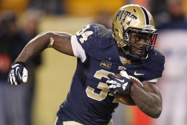 Pitt Notebook: Bennett Tests Shoulder During Handoff Drills