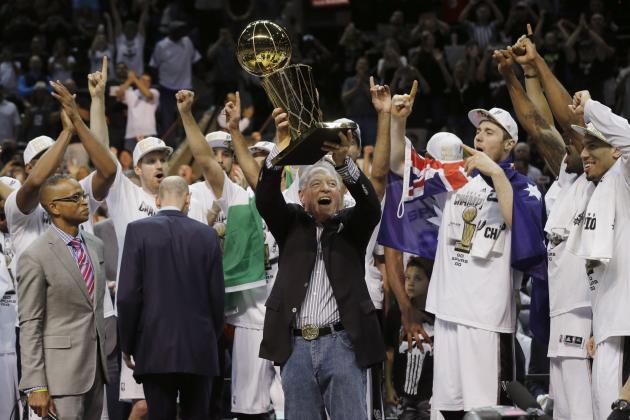 San Antonio Spurs Reportedly Would Oppose Raiders' Move to San Antonio