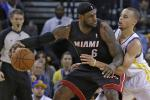 Curry Believes He's Better Offensive Player Than LeBron