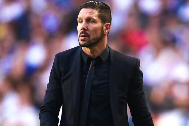 Diego Simeone's Atletico Madrid Are Alive and Kicking