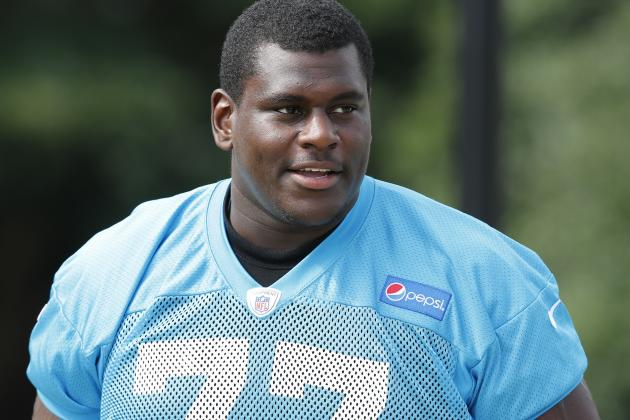 LT Byron Bell, Rest of Panthers' O-Line Set