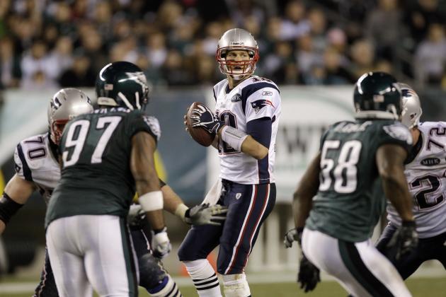 Philadelphia Eagles vs. New England Patriots Odds Highlight Week 2 NFL Preseason