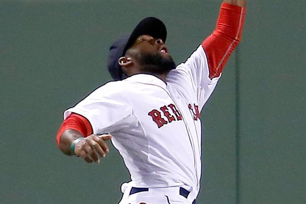 Red Sox Lineup: Jackie Bradley Jr., Mike Napoli Sit in Cincy