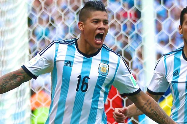 Marcos Rojo Transfer Rumours: Latest News, Gossip on Sporting Lisbon Defender