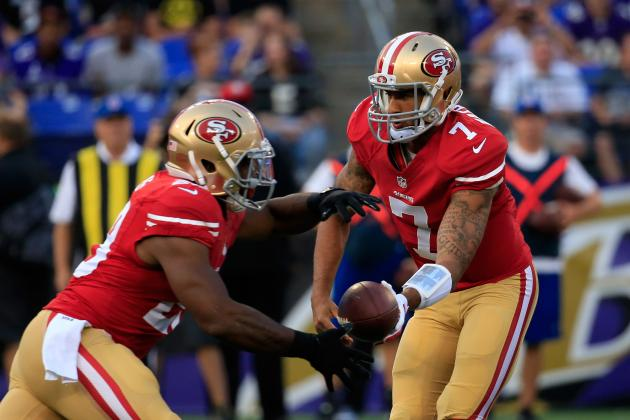 Carlos Hyde: Breaking Down 1st Game and a Look at What's Ahead