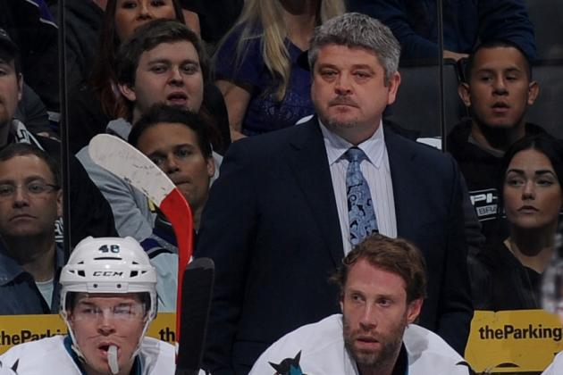 Five Questions: Todd McLellan Clarifies San Jose Sharks' 'Rebuild'